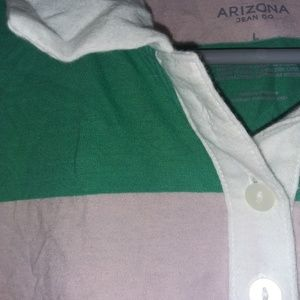 Cropped Arizona Jean co. Tee